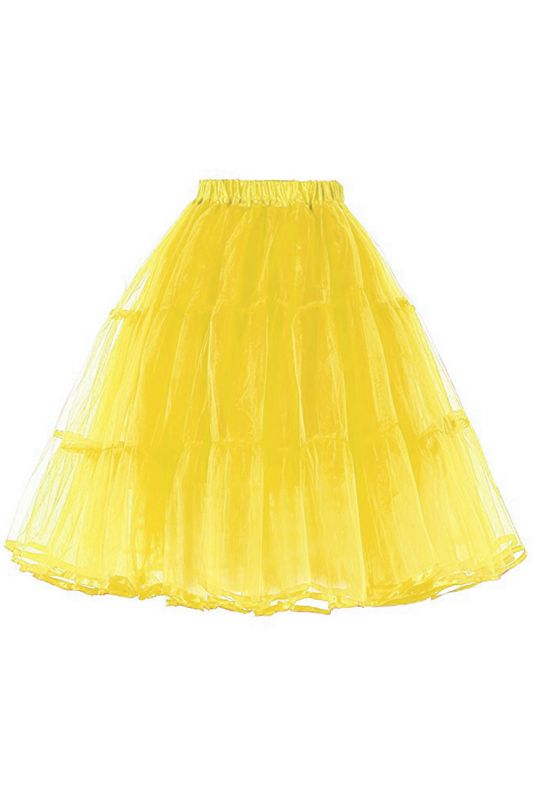 Beth Elizabeth | Puffy Petticoat with Layers