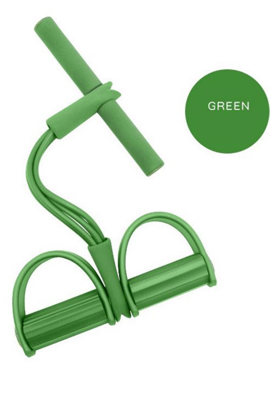 Fitness Resistance Bands Latex Pedal Exerciser Sit up Pull Rope Expander Elastic Bands Yoga Equipment Pilates Workout Tool