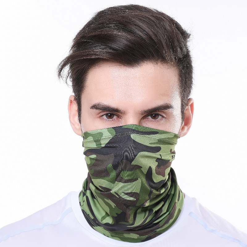 Cooling Neck Gaiters Military Headwear