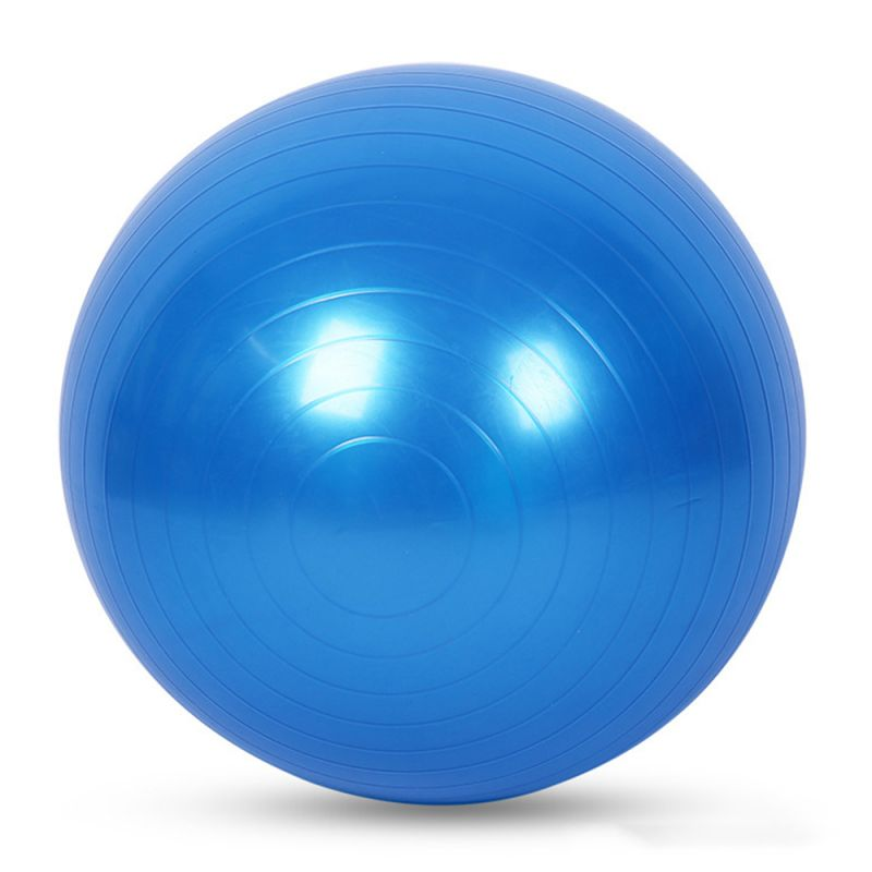 Yoga Balls Bola Pilates Fitness Gym Balance Fitball Exercise Pilates Workout Massage Ball