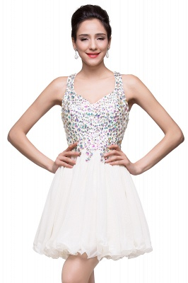ELIANNA | A-line Sweetheart Short Sleeveless Chiffon Prom Dresses with Crystal Beads_1