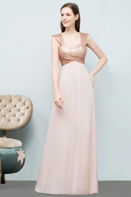 JOSEPHINE | A-line Sweetheart Off-shoulder Spaghetti Long Sequins Chiffon Prom Dresses_2
