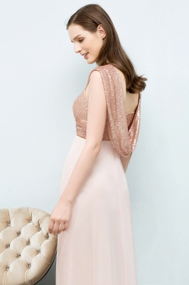 JOSEPHINE | A-line Sweetheart Off-shoulder Spaghetti Long Sequins Chiffon Prom Dresses_7