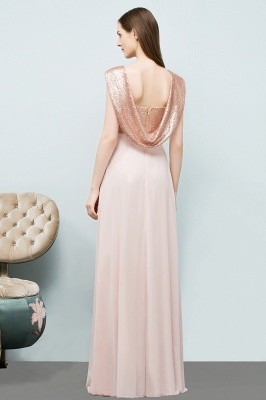 JOSEPHINE | A-line Sweetheart Off-shoulder Spaghetti Long Sequins Chiffon Prom Dresses_3
