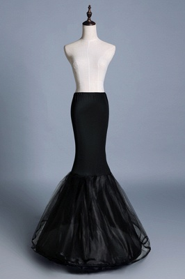 Badia | Cheap Black Mermaid Petticoat