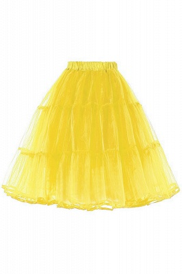 Beth Elizabeth | Puffy Petticoat with Layers_4