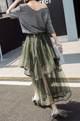 Beatrice | Black Tulle Skirt with Layers_17