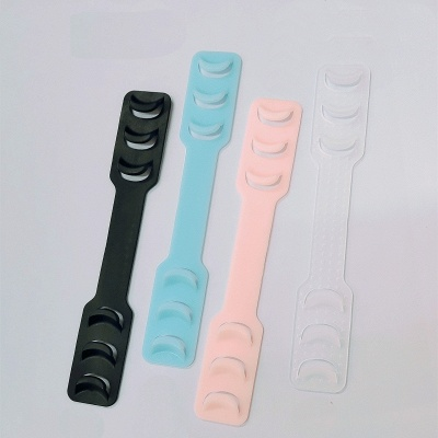 100*pcs Adjustable Anti-Slip Mask Ear Grips Extension Hook mask ear strap Eco-friendly hook Buckle Holder Accessories