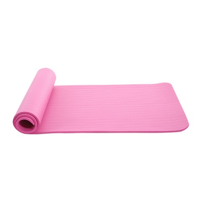 High Quality Non-slip Yoga Mats For Fitness Big Size Yoga Blanket NBR Outdoor Home Heath Exercise Pad_3
