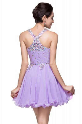 ELIANNA | A-line Sweetheart Short Sleeveless Chiffon Prom Dresses with Crystal Beads_9