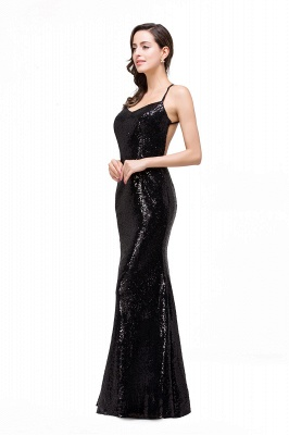 Mermaid Sleeveless Sweetheart Floor-length Prom Dress with Sequins_6