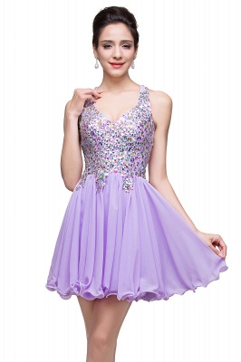ELIANNA | A-line Sweetheart Short Sleeveless Chiffon Prom Dresses with Crystal Beads_14