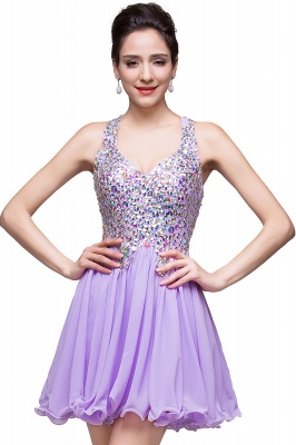 ELIANNA | A-line Sweetheart Short Sleeveless Chiffon Prom Dresses with Crystal Beads_8