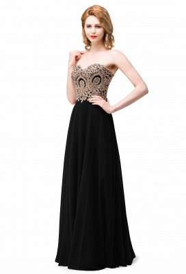ERICA | A-Line Sweetheart Floor-Length Prom Dresses with Embroidery Beads_2