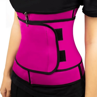 Adjustable Waist Trainer Trimmer Belt Fitness Body Shaper Back Support For An Hourglass Shaper Gym Waist Cinchers