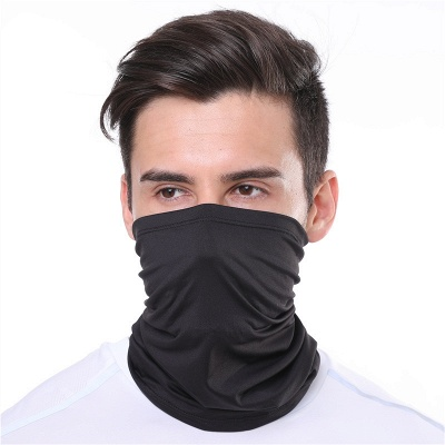 Men's Cooling Neck Gaiter Sunblock Bandana